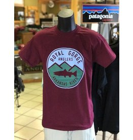 Royal Gorge Anglers High Country Trout Tee
