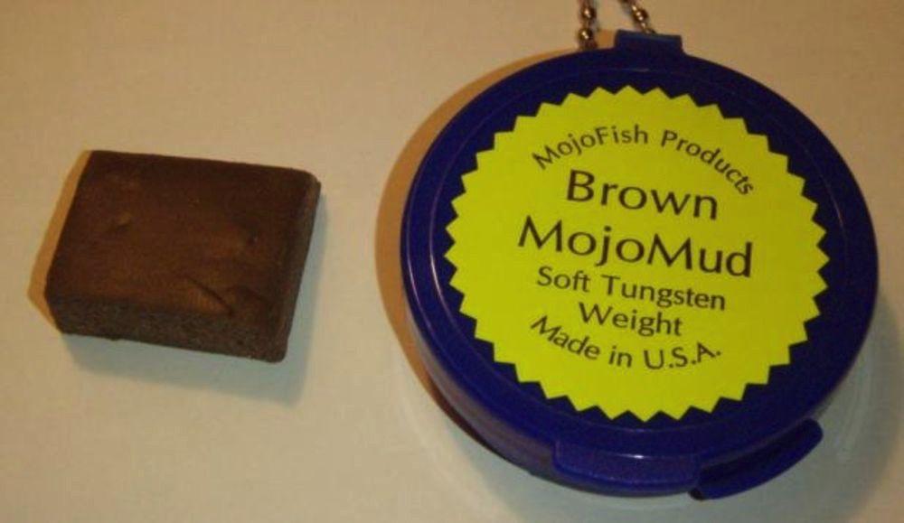Mo Jo Mud soft tungsten weight