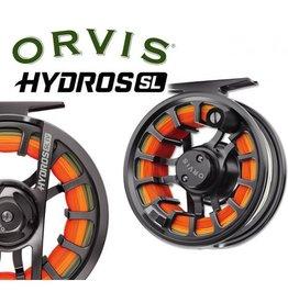 Orvis Hydros SL I Reel (3/4 wt) Black Nickel