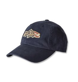 Orvis Hook Jaw Trout Ballcap Navy