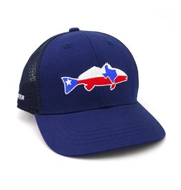 Rep Your Water Texas Redfish Trucker