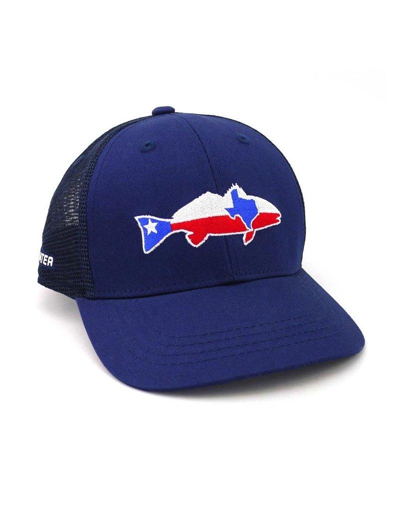 Rep Your Water Texas Redfish Trucker