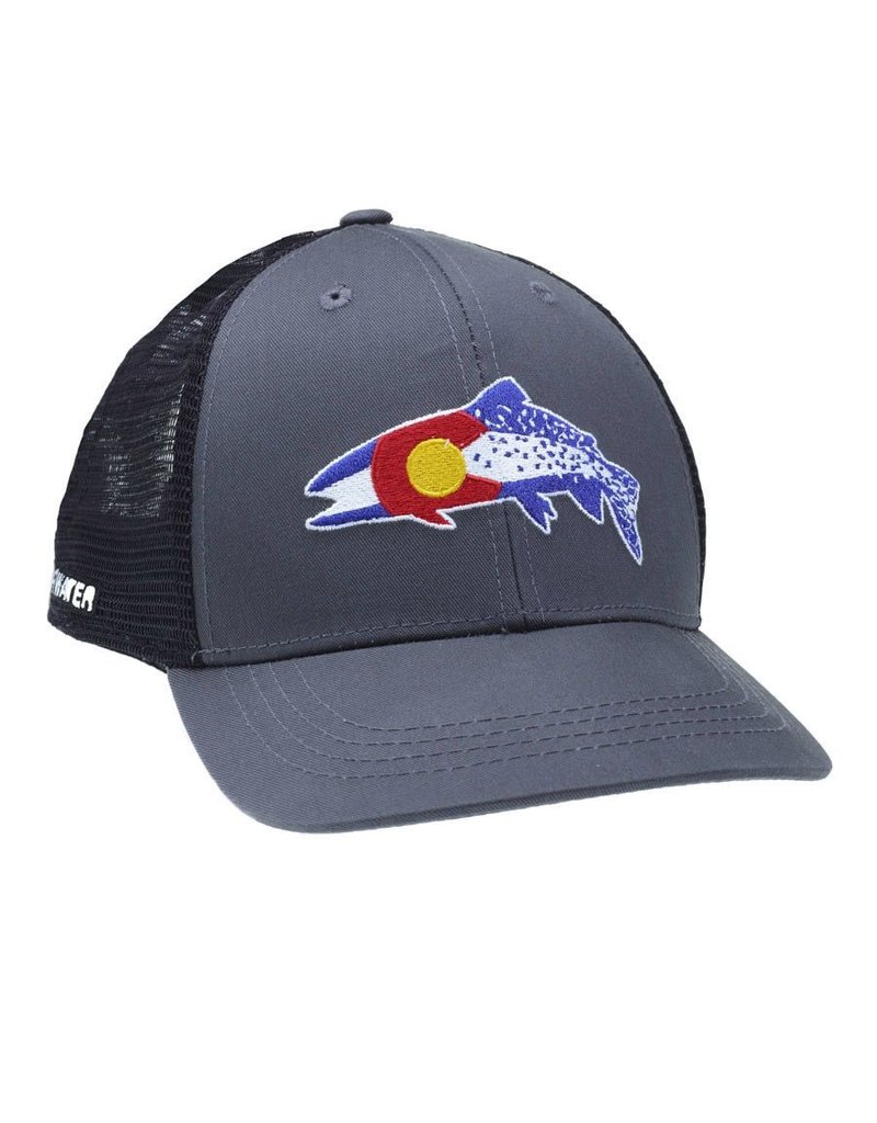 Rep Your Water Colorado Clarkii Trucker