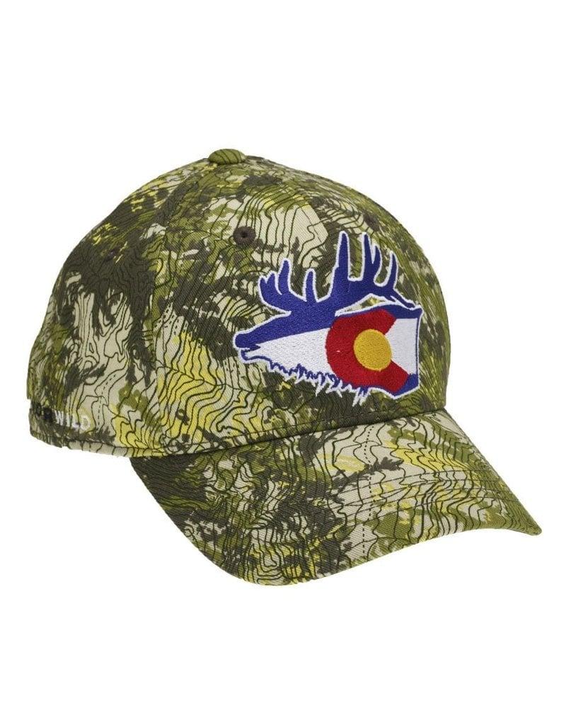 Rep Your Water Colorado Elk Full Cloth Camo