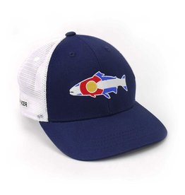Rep Your Water Colorado Trout Hat