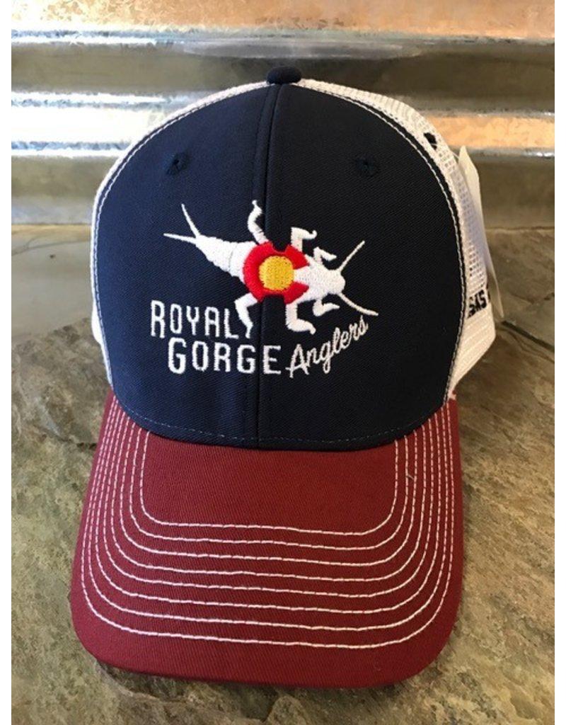 CO Stonebug Trucker Hat
