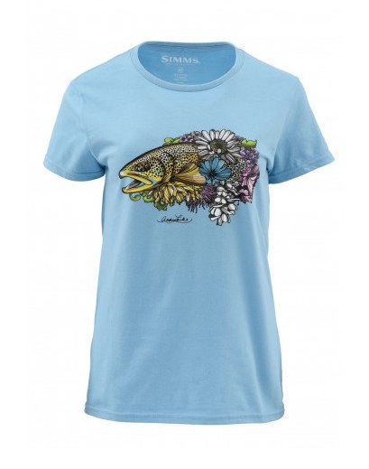 COLORFUL, COMFY COTTON-BLEND TEES ILLUSTRATED BY ANDREA LARKO