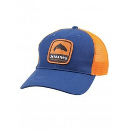 Simms Patch Trucker Cap