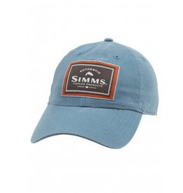 Simms Single Haul Cap Blue Stream