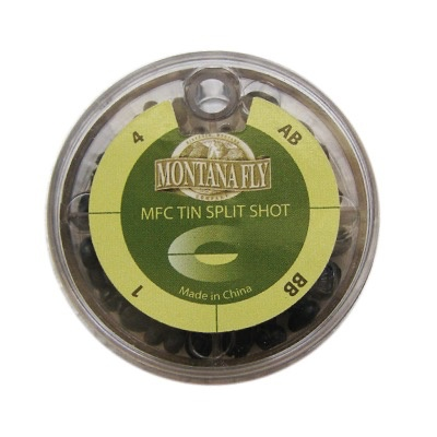 MFC Tin Split Shot Assortment
