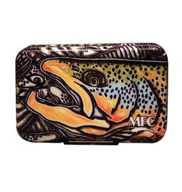 MFC Fly Box Poly Estrada's Brown Trout