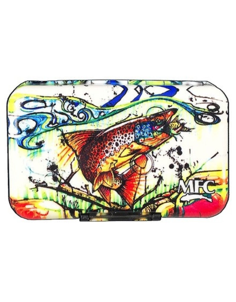 MFC Fly Box Poly Sharpe's Struck Gold