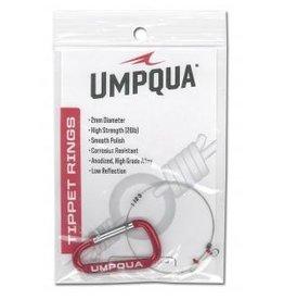 Umpqua Tippet Rings