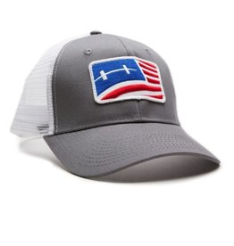 Hatch Flag Trucker