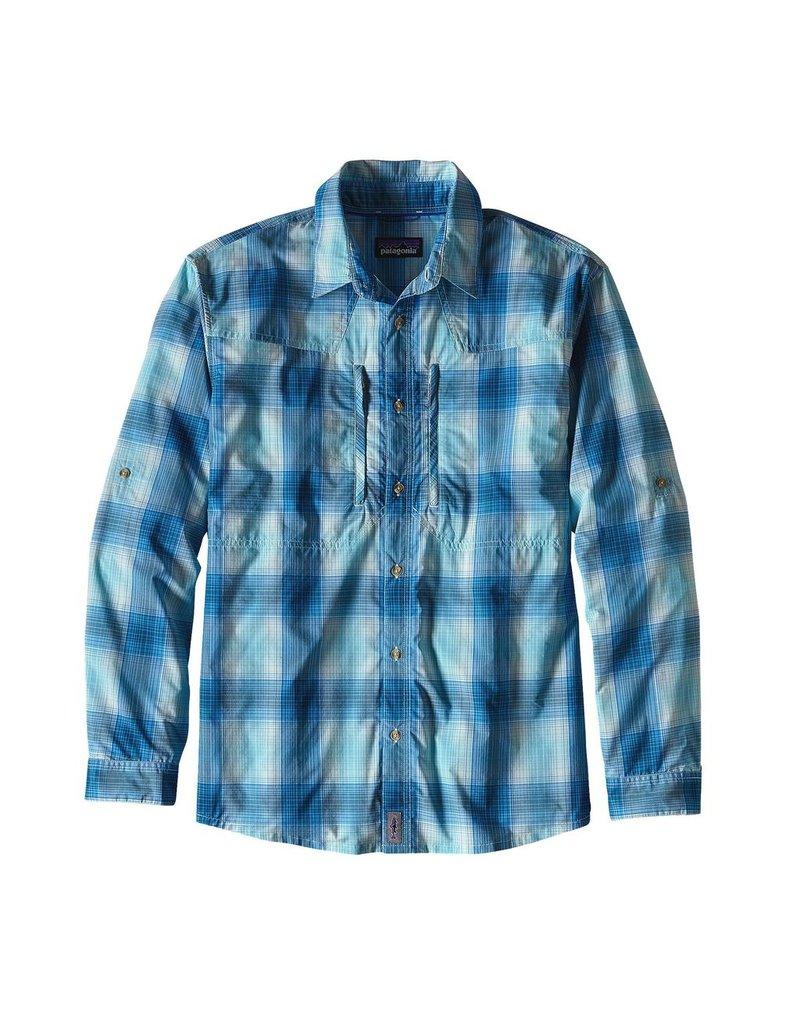 Patagonia Men's LS Sun Stretch Shirt