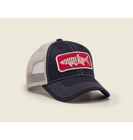 Howler Silver King Standard Hat Navy