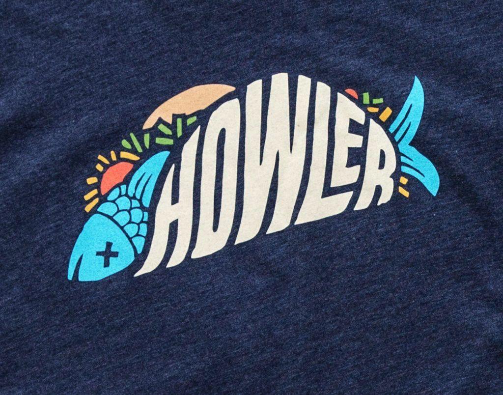 Howler Fish Taco t-Shirt