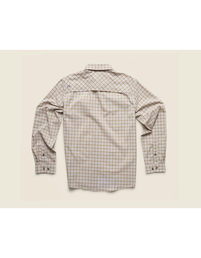 Howler Matagorda Shirt Cornmeal