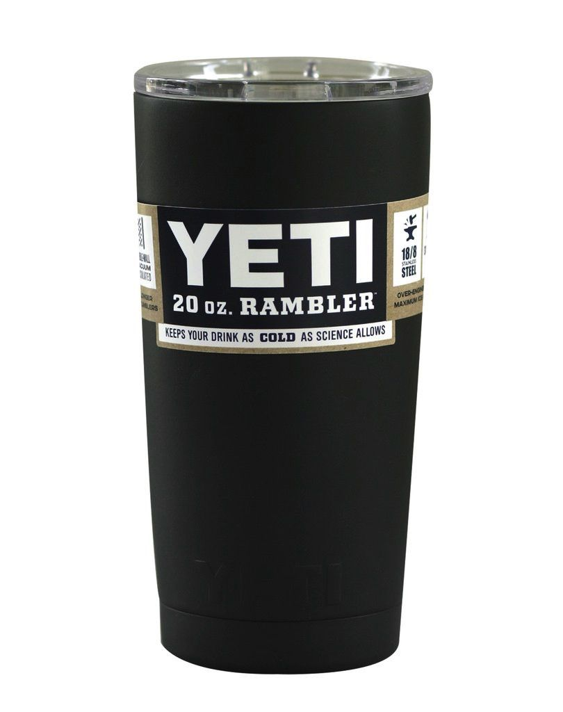 Yeti Tumbler 20 OZd Black