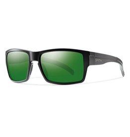 Smith Outlier XL Black/Green Sol X