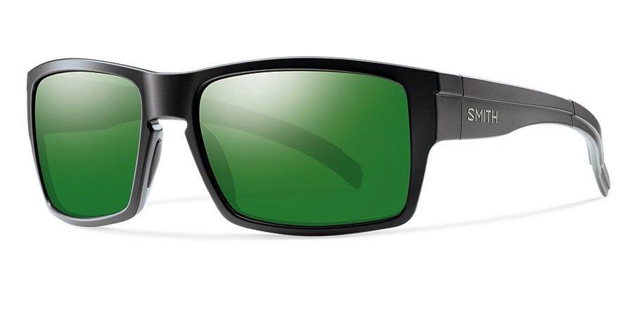 Smith Outlier XL Black/Green SolX