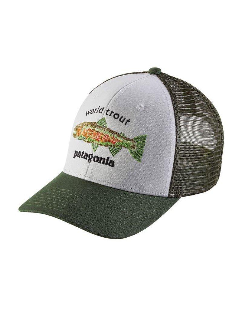 Patagonia World Trout Fishstitch Trucker