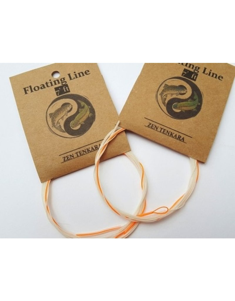 Zen Tenkara Floating Line 7'