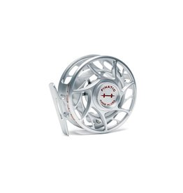 Hatch Finatic 4 Plus Reel Clear/Red