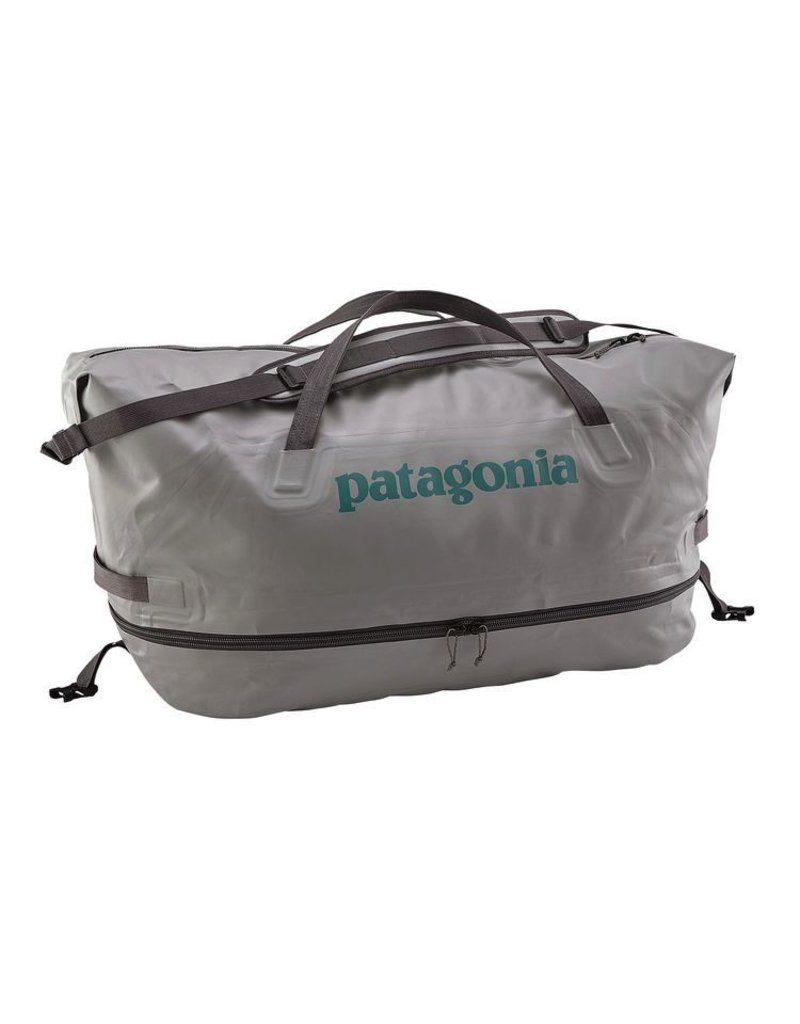 Patagonia Stormfront Wet/Dry Duffel 65L Drifter Grey