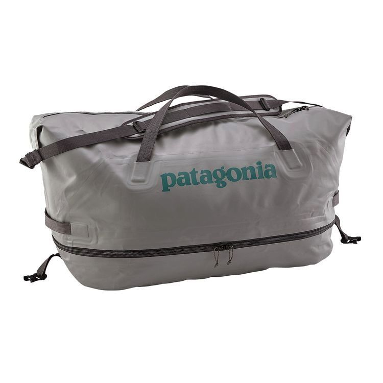 Patagonia Stormfront Wet/Dry Duffel 65L Drifter Grey