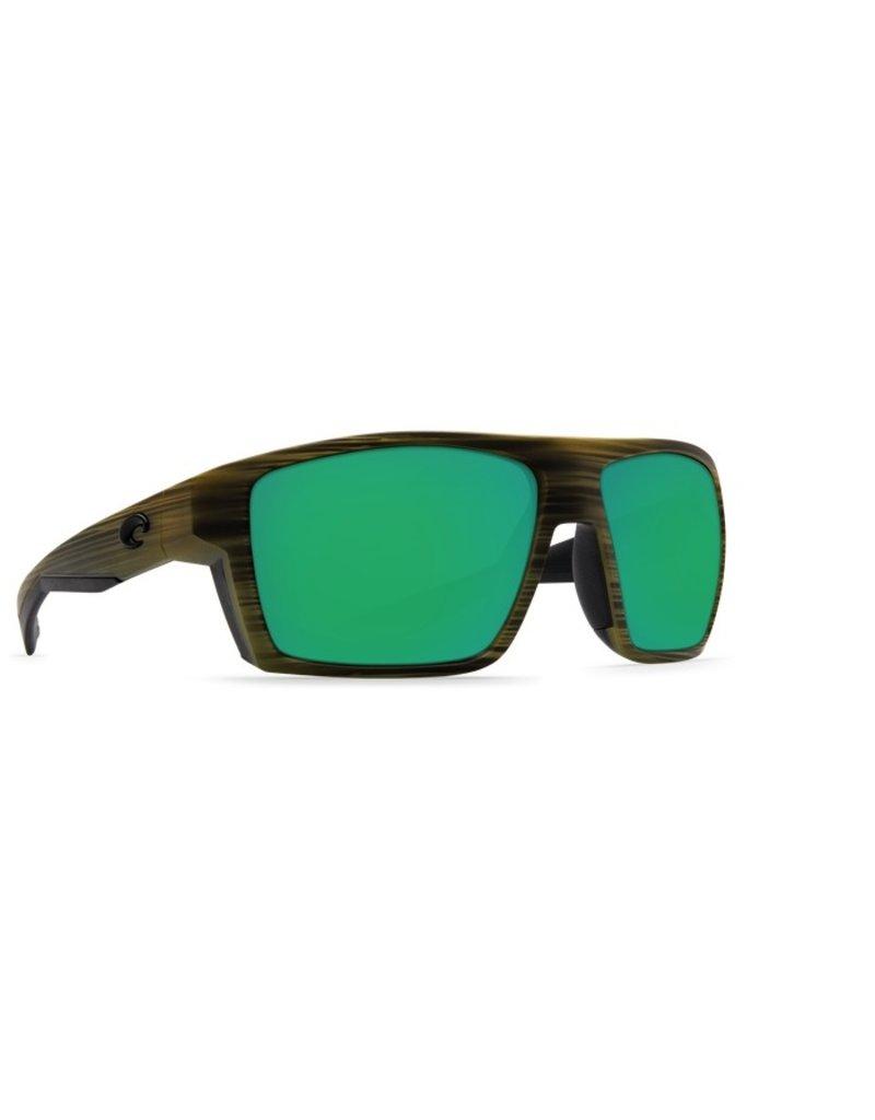 Costa BlokeMatte Verde Teak Matte Black Green Mirror 580P