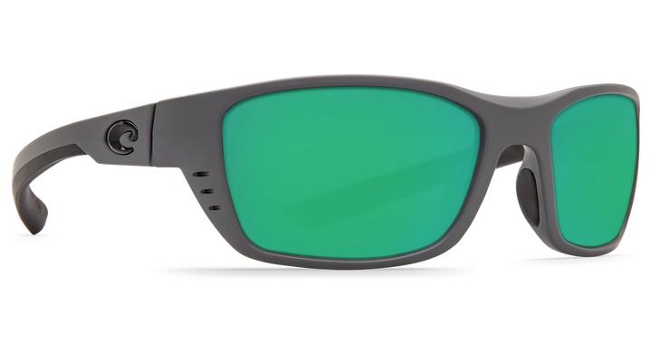 Costa Whitetip Matte Gray Green Mirror 580P