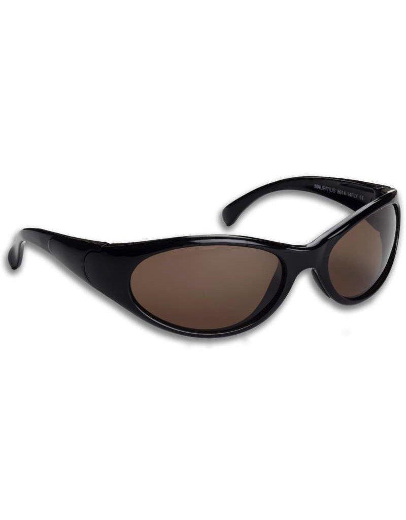 Fisherman Eyewear Reef Black Copper Lens