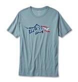 Orvis Hookjaw Americana T Shirt