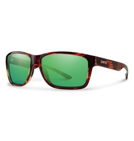 Smith Drake Tortoise Techlite Polarized Green Mirror