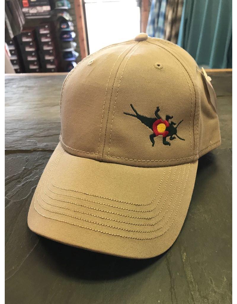 CO Stonebug Structured Twill Hat