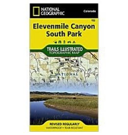Nat Geo Elevenmile Canyon South Park