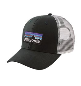 Patagonia P-6 Trucker Hat Carbon