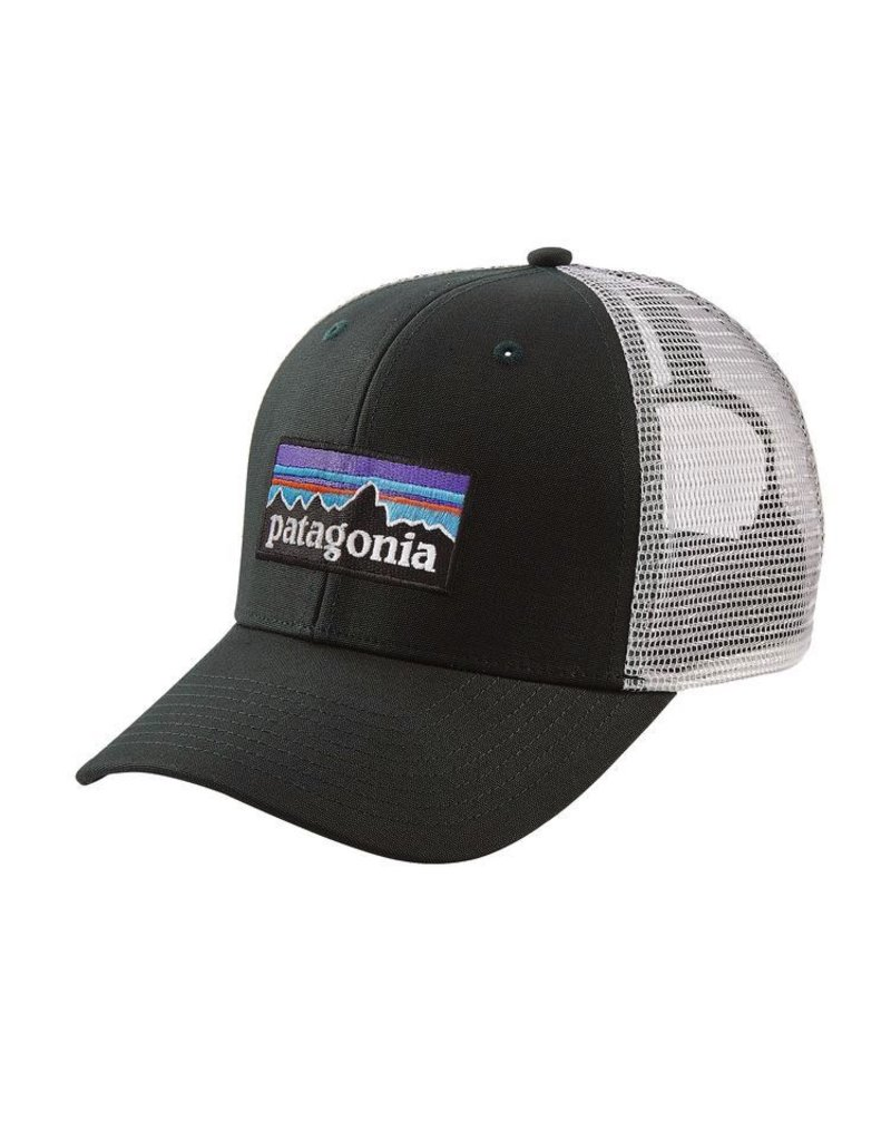 Patagonia P-6 Trucker Hat Carbon