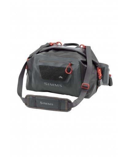 Simms Dry Creek Hip Pack…..Gunmetal