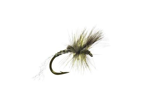 Kingrey's Turducken Green Drake 12  (3 Pack)