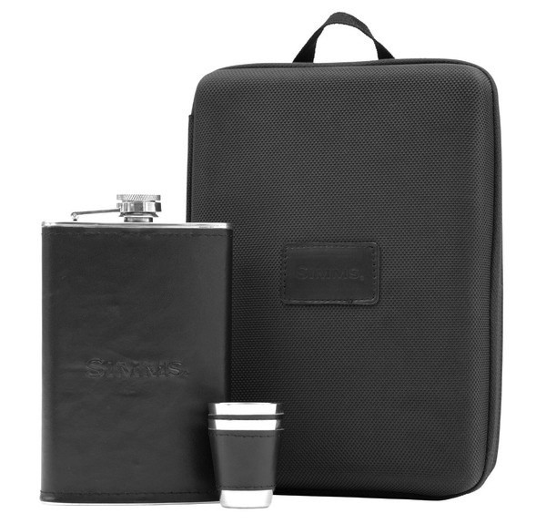 Willing and able soft-sided kit for stogies and a stiff pour