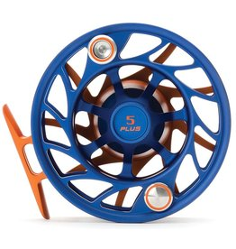 Hatch Finatic Gen 2 5 Plus Reel (Orange+Blue)