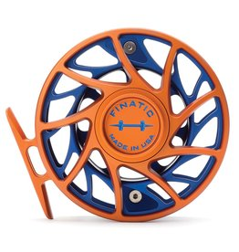 Hatch Gen 2 Finatic 4 Plus Reel (Orange+Blue)
