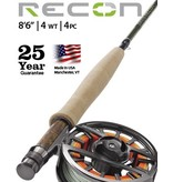 This 4-weight fly rod combines a classic feel with high-performance technology.
