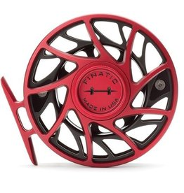 Hatch Finatic Gen 2 4 Plus Reel (Red+Black)