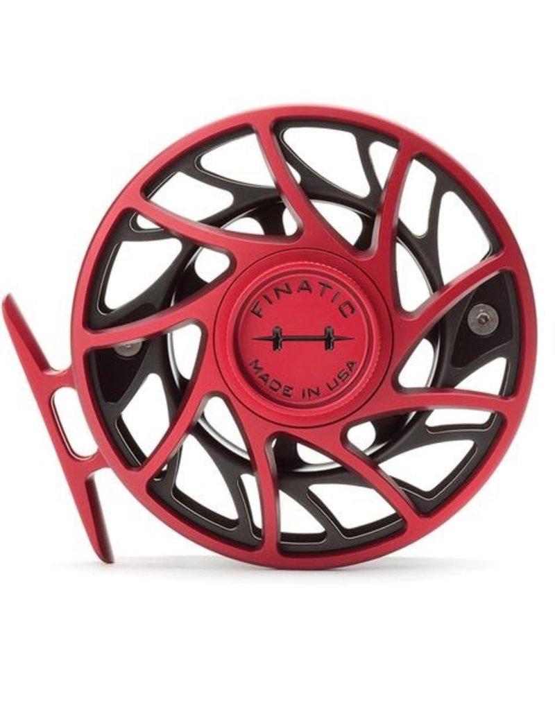 Hatch Finatic Gen2 4 Plus (Red=Black)