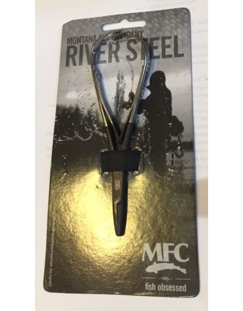 "MFC Forceps River Steel 5"" Mitten"