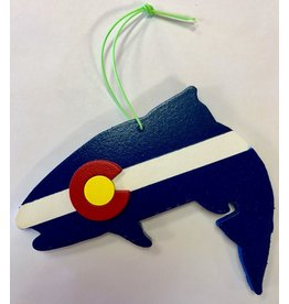 Colorado Trout Ornament
