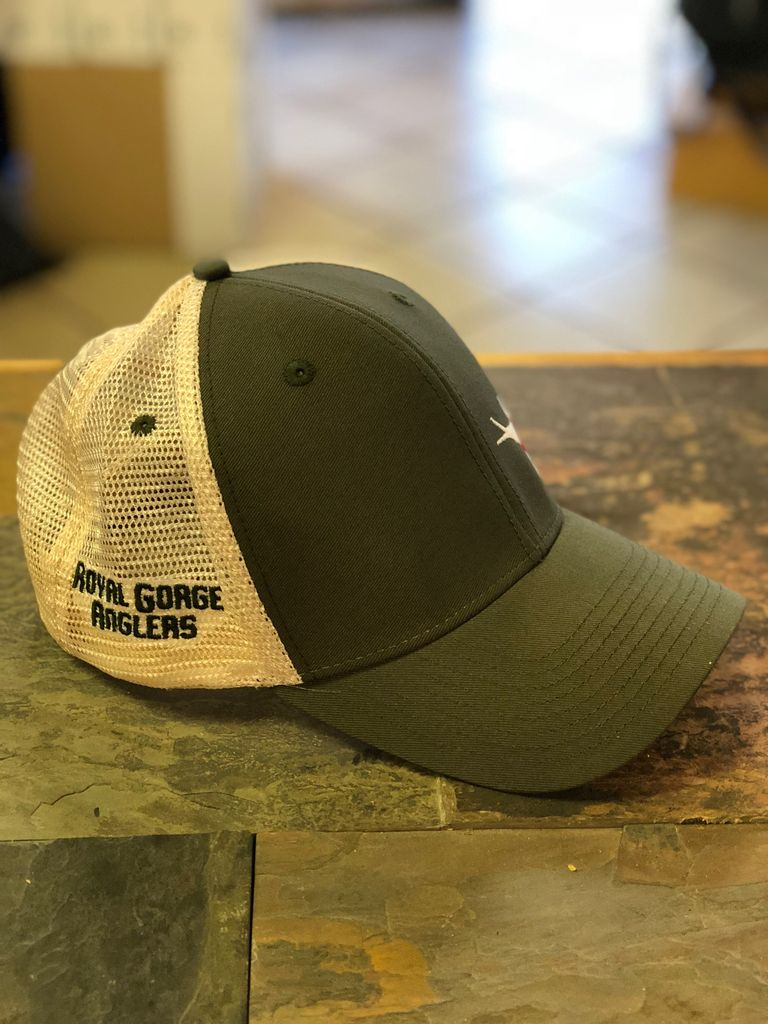 Show your CO and RGA Pride with this awesome soft mesh trucker!!